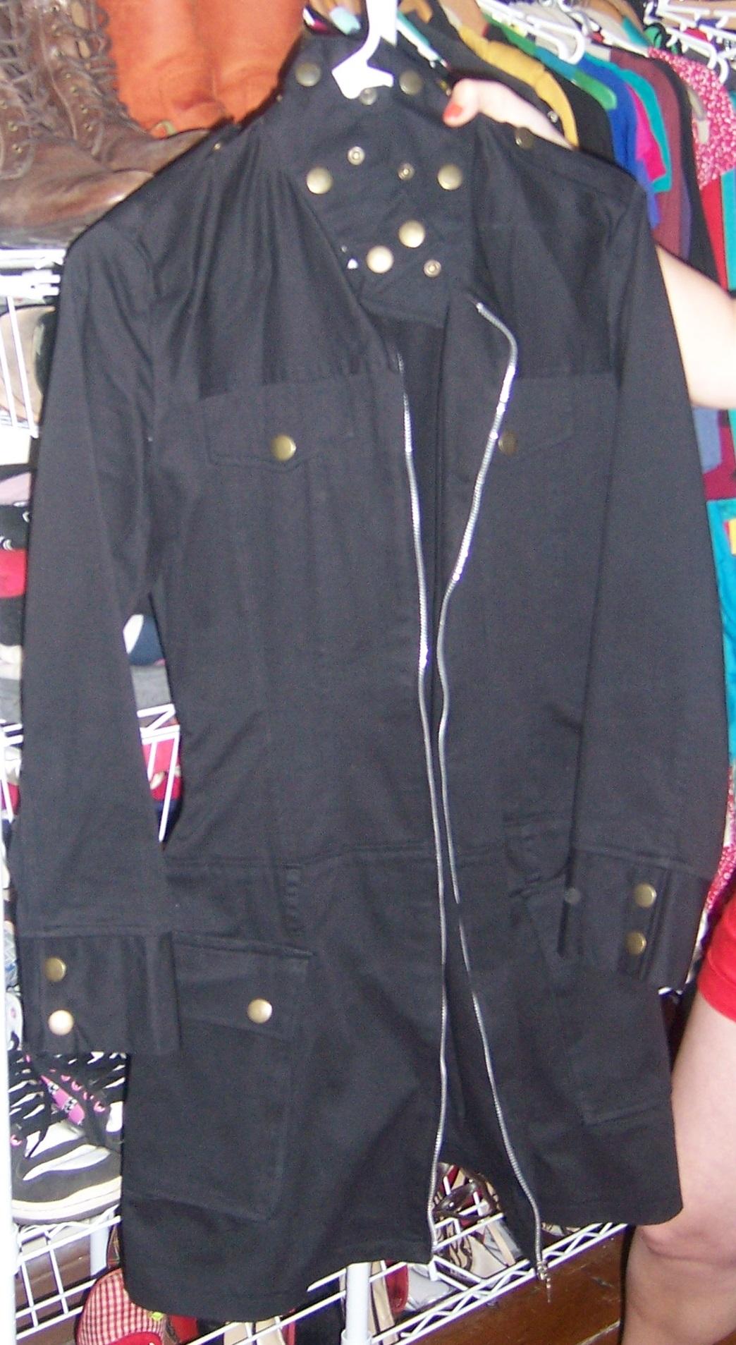 custom eBay dress