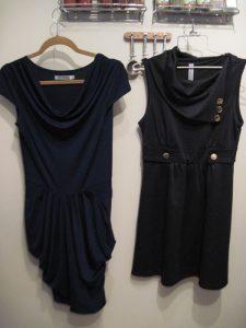 DD Cups Black Dresses