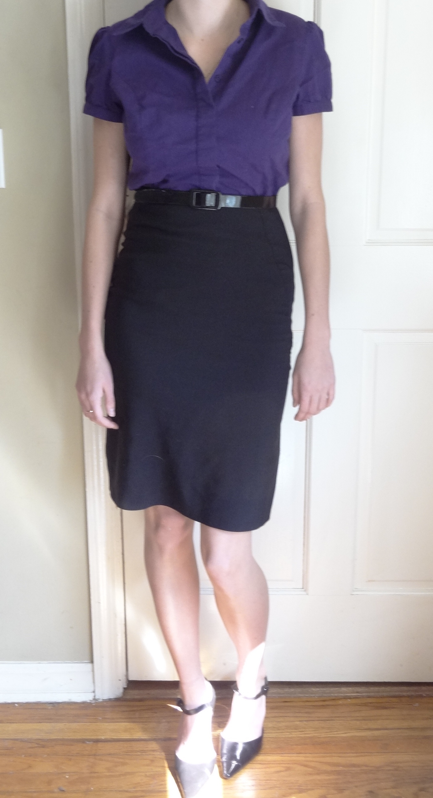 28ff lelaina purple top black skirt jpg she s