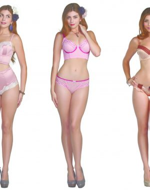 Pretty full bust bras from Parfait.