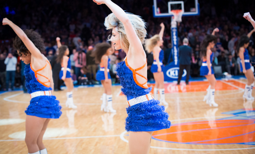 big busts can't wear backless cheerleading dress