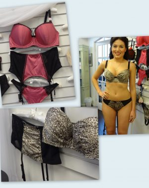 pretty big breast bras from creme bralee