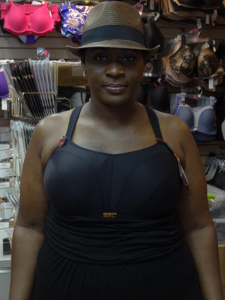 g cup sports bra