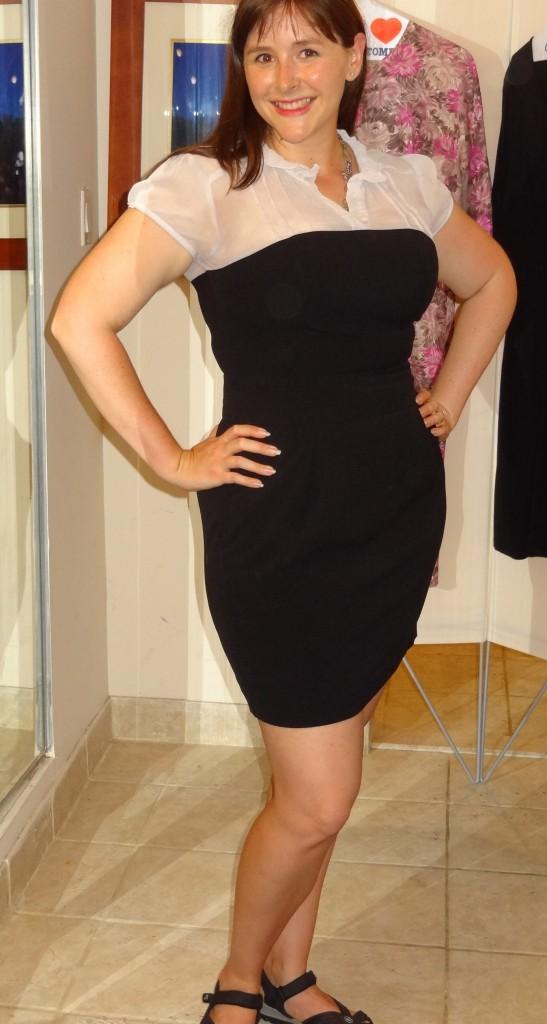 big bust danielle dress find