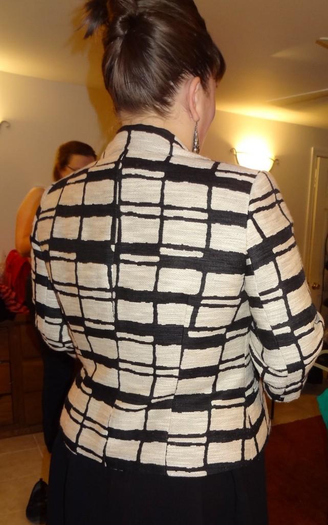 big bust lafayette 148 jacket find