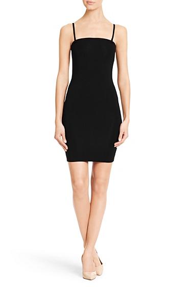 cala stretch slip dress