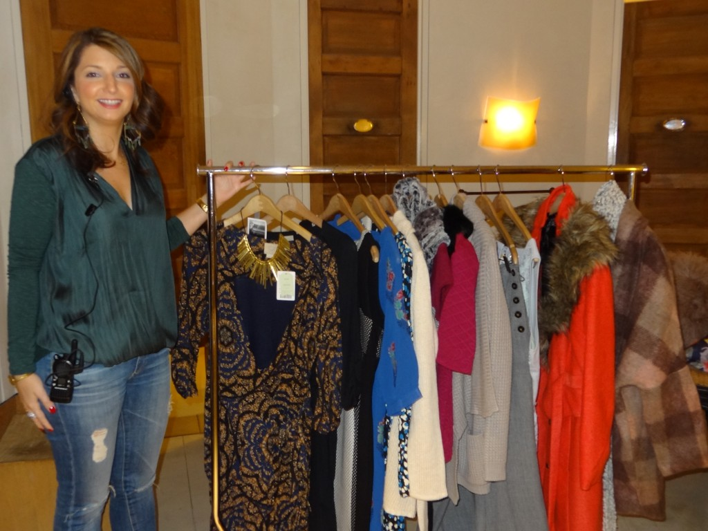 full bust anthropologie personal shopper adventure with allison