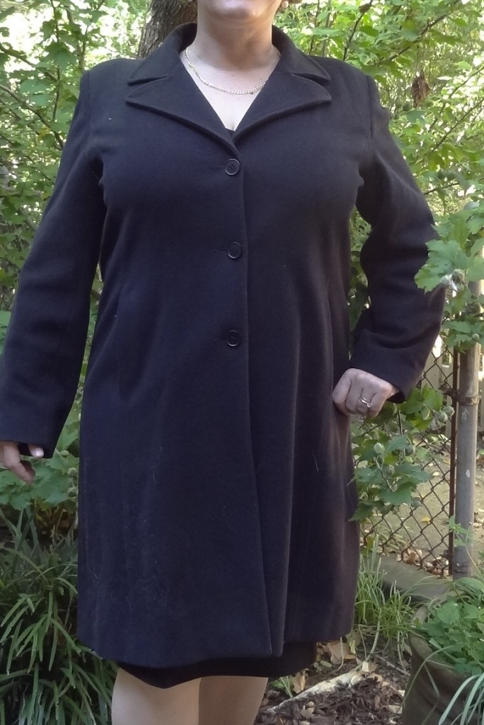 busty current coat