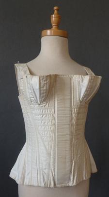 Meg Andrews corset