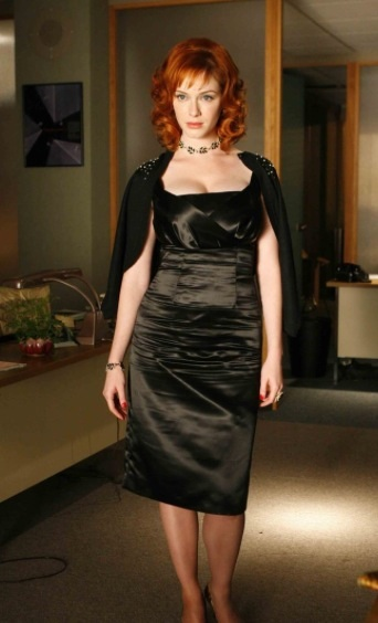 6a88bc19e9022 I have also seen Christina Hendricks give full on glamour in photographs.