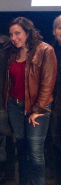 kristen-anderson-lopez-leather-jacket