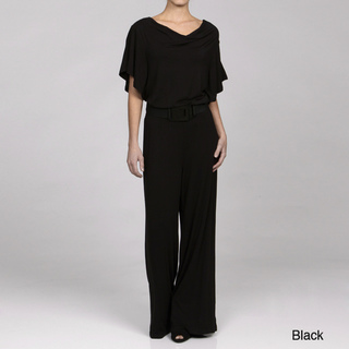 grace flutter sleeve jumpsuit