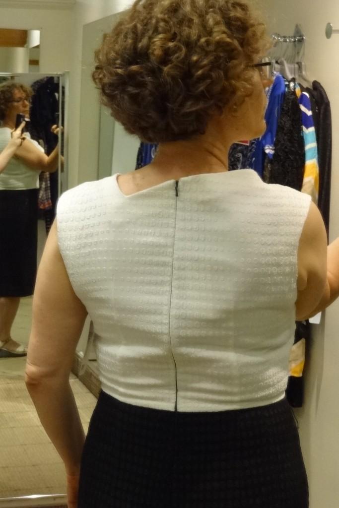 byron lars assymetrical back detail