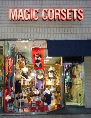 magic corsets