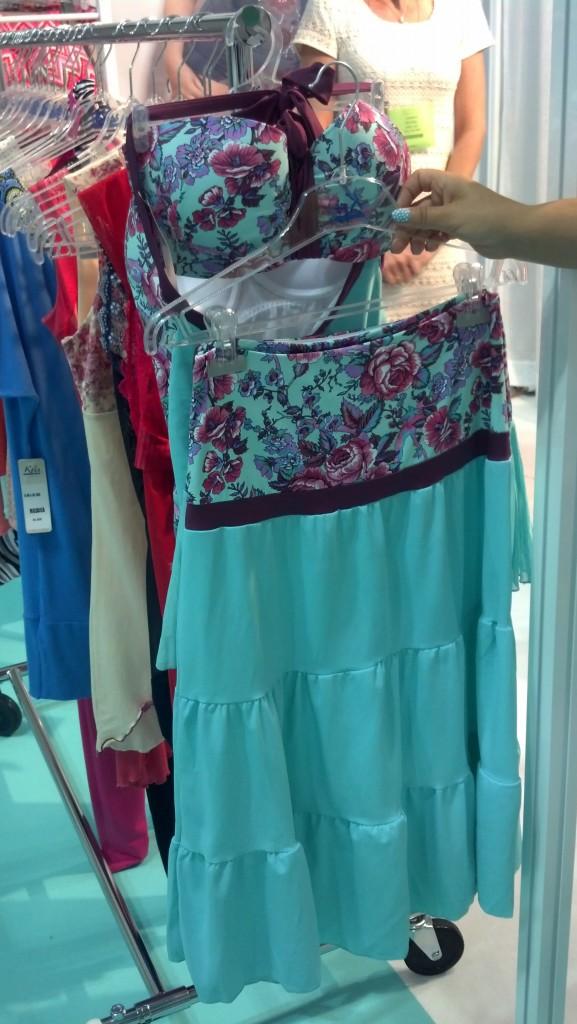 kris line fleur with skirt