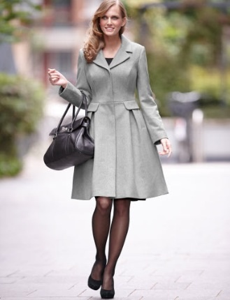 Full Skirt Coat Now. Was