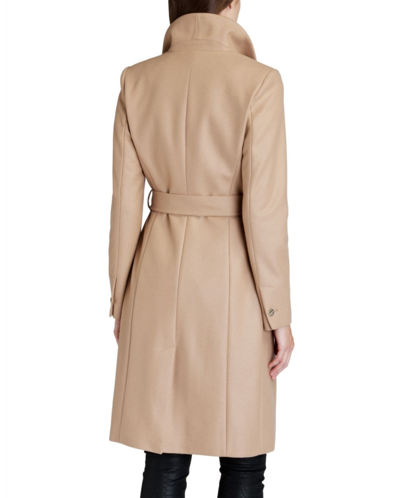 ted backer bust friendly nevia belted wrap back