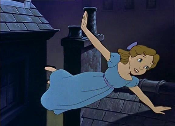 wendy darling nightgown