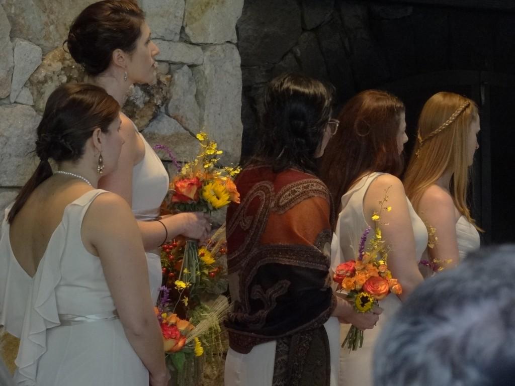 leah bridesmaids