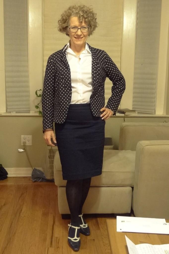 overdressed uniform fail