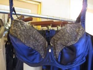 A closeup of the Eleanor bra.
