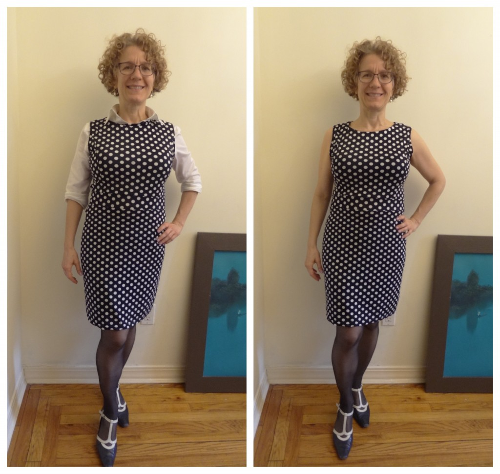 big bust prominence better with less fabric