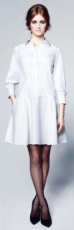 662d1e654c4a9 ... miriam baker fw14 107 Of course the white shirt dress ...