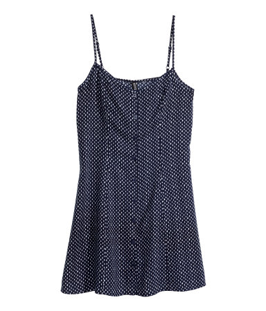 H and M short dress