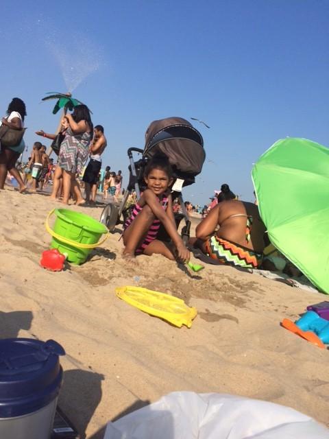 sand castle vs perfection