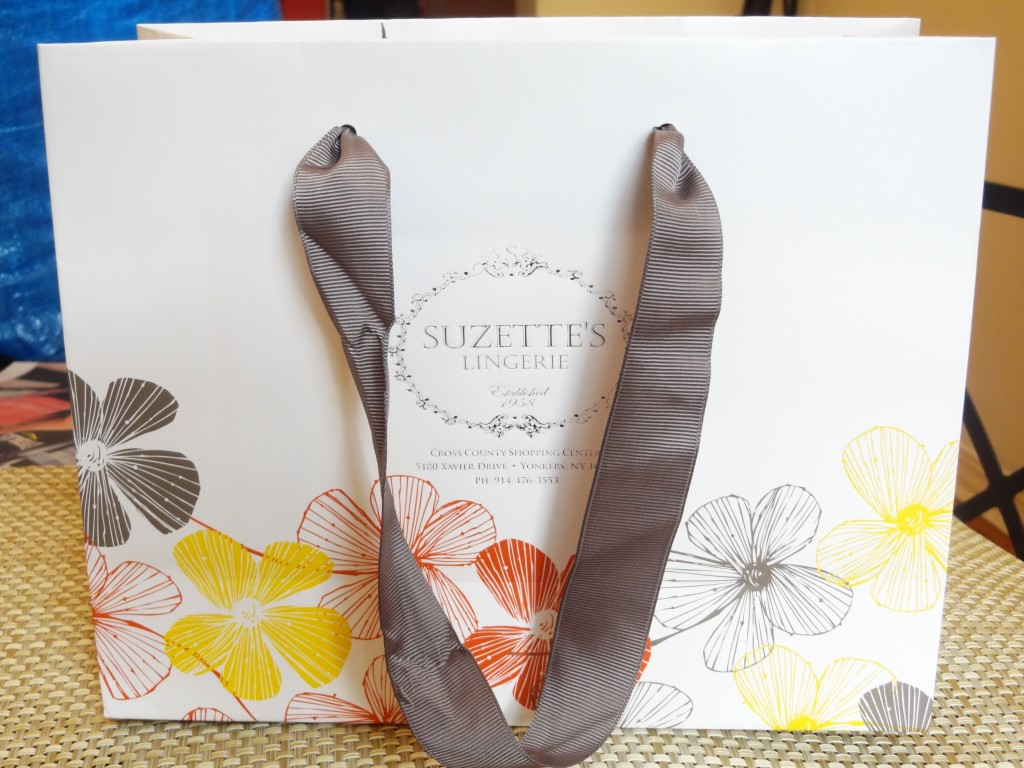 suzette lingerie bag