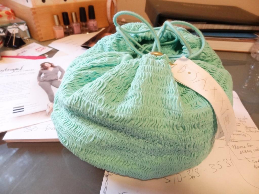 B Saxxy bag