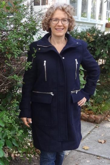 ann taylor pea jacket 1