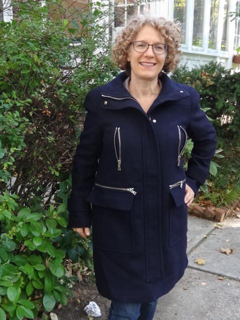 ann taylor pea jacket 2