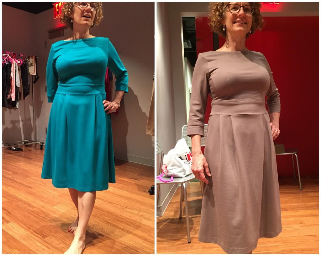 dd atelier samantha dress comparison