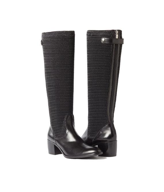 Apia Zarah Stretch Leather Boots