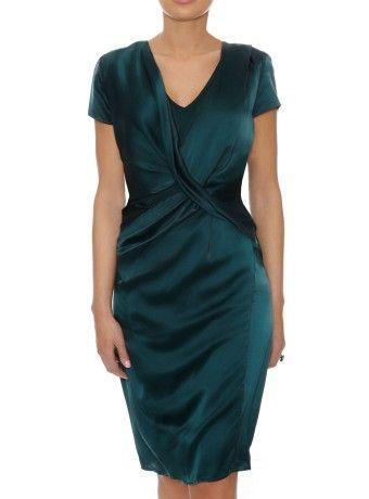 Saint Bustier Perfectionist Dress