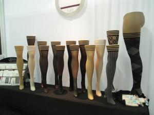The Kix'ies display at Curve.