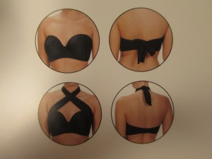 Here are several examples of how the Deco multiway can be worn.