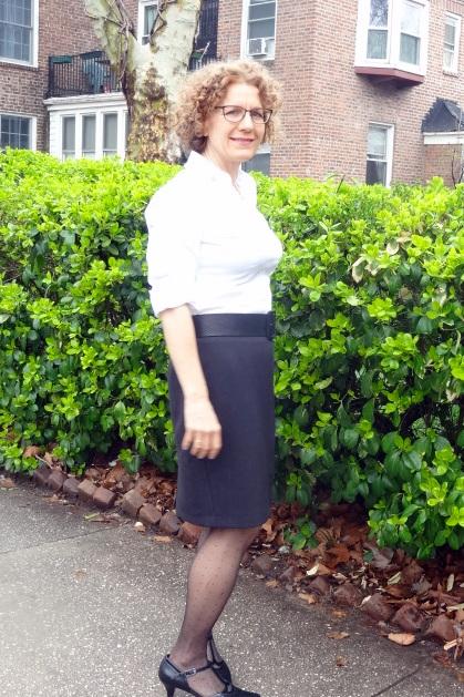 dd atelier cayenne skirt with belt