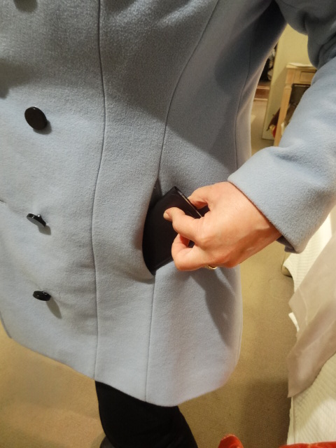 patsy pepperberry coat deep pockets