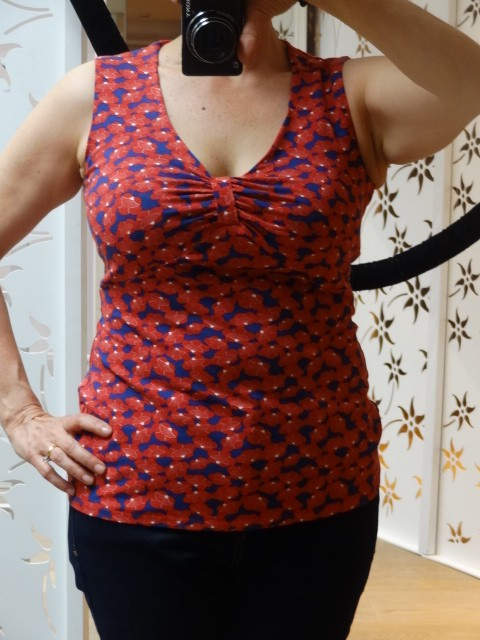 blog 12C coral floral top