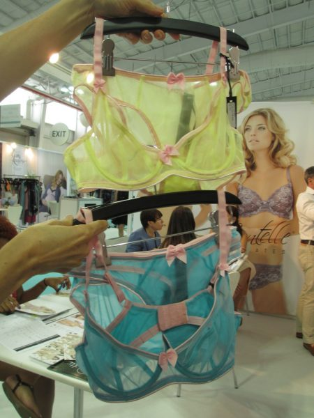 """The new Dessous colors are gorgeous, as usual. Here are """"Tea for Two"""" (top) and """"East Hampton."""""""