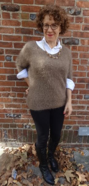 big-bust-above-average-style-fluffy-sweater