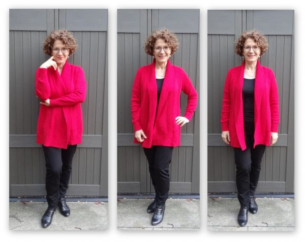 big-bust-red-snuggly-sweater-collage