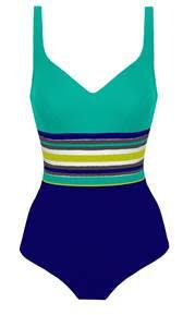 tz stripe blue