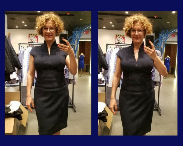bust friendly nora gardner neckline compare