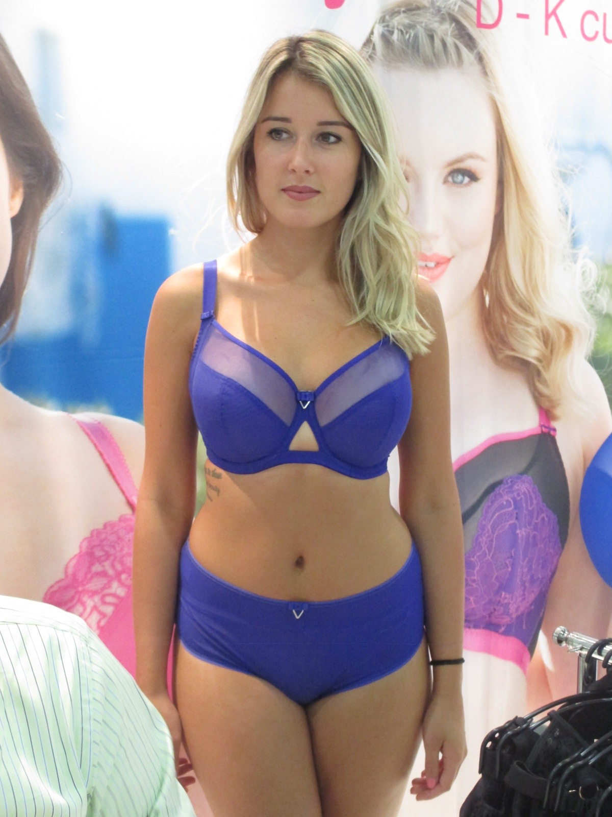 637d3c431f349 Off the Rack ~ Curve Expo Spring Summer 2018 Part IV  Curvy Kate ...