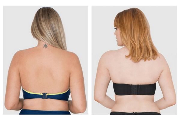 a11f30189d13b Leah thinks this could make a bandeau ideal for wearing under certain  cutout back dresses